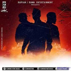 FlowKing Stone - Fire Burn Dem (Remix) ft. Sarkodie & Shatta Wale